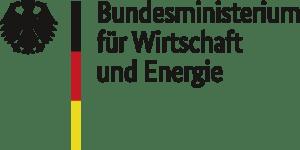 Logo des BMWi (Bundesministerium für Wirtschaft und Energie)