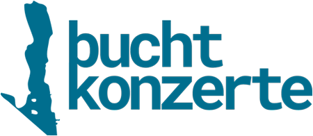 Logo der Konzertreihe buchtkonzerte